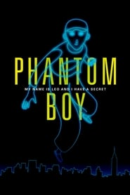 View Phantom Boy (2015) Movie poster on Ganool