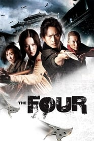 View The Four (2012) Movie poster on Ganool