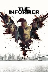 View The Informer (2019) Movie poster on 123putlockers