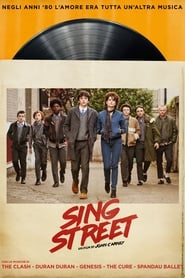 Poster Movie Sing Street 2016