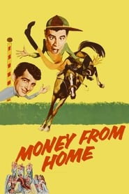 View Money from Home (1953) Movie poster on Ganool