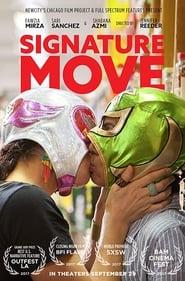 View Signature Move (2017) Movie poster on Ganool