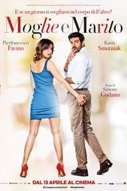 Poster Movie Marito e moglie 2017