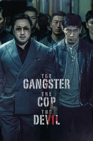 View The Gangster, The Cop, The Devil (2019) Movie poster on Ganool