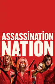 View Assassination Nation (2018) Movie poster on Ganool