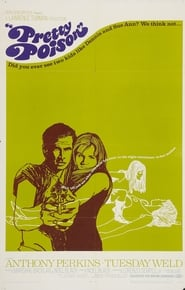 View Pretty Poison (1968) Movie poster on 123movies