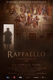 Poster Movie Raffaello - Il Principe delle Arti 2017