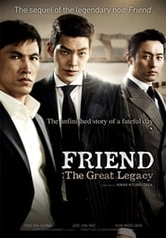 View Friend: The Great Legacy (2013) Movie poster on Ganool