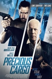 View Precious Cargo (2016) Movie poster on Ganool