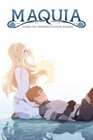 View Maquia: When the Promised Flower Blooms (2018) Movie poster on Ganool