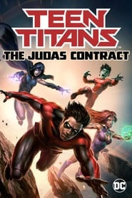 Poster Movie Teen Titans: The Judas Contract 2017