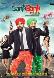 View Santa Banta Pvt Ltd (2016) Movie poster on 123movies