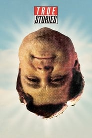 View True Stories (1986) Movie poster on Ganool