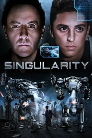 View Singularity (2017) Movie poster on cokeandpopcorn.click