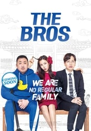 View The Bros (2017) Movie poster on cokeandpopcorn.click