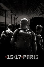 View The 15:17 to Paris (2018) Movie poster on 123movies