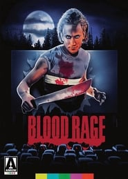 View Blood Rage (1987) Movie poster on SoapGate
