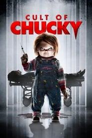 View Cult of Chucky (2017) Movie poster on cokeandpopcorn