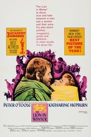 View The Lion in Winter (1968) Movie poster on 123movies