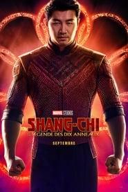 Shang-Chi et la Légende des Dix Anneaux series tv