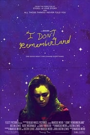I Don't RememberLand series tv