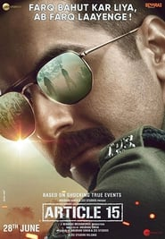 View Article 15 (2019) Movie poster on Ganool