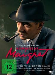 Poster Movie Maigret's Dead Man 2016