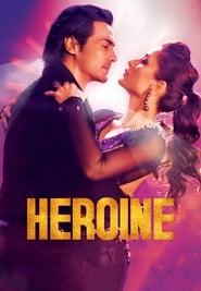View Heroine (2012) Movie poster on cokeandpopcorn.click
