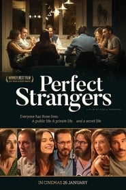 View Perfect Strangers (2016) Movie poster on cokeandpopcorn.click
