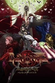 View Bayonetta: Bloody Fate (2013) Movie poster on Ganool