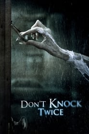 Poster Movie Don't Knock Twice 2017