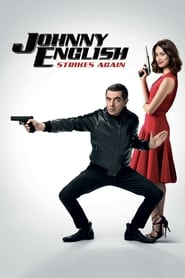 View Johnny English Strikes Again (2018) Movie poster on Ganool