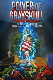 View Power of Grayskull: The Definitive History of He-Man and the Masters of the Universe (2017) Movie poster on Ganool