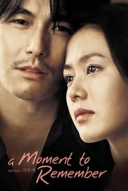 View A Moment to Remember (2004) Movie poster on Ganool
