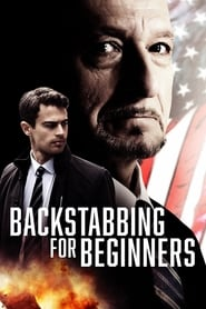 View Backstabbing for Beginners (2018) Movie poster on Ganool