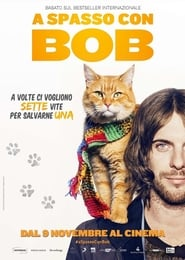 Poster Movie A Street Cat Named Bob 2016