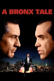 View A Bronx Tale (1993) Movie poster on Ganool