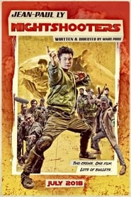 View Nightshooters (2018) Movie poster on cokeandpopcorn.click