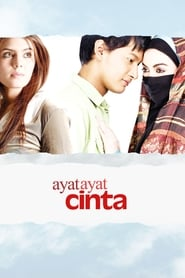 View Ayat-Ayat Cinta (2008) Movie poster on Ganool