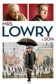 View Mrs Lowry & Son (2019) Movie poster on 123movies