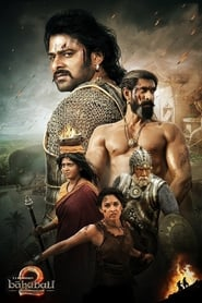 View Baahubali 2: The Conclusion (2017) Movie poster on Ganool