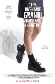 Poster Movie Come diventare grandi nonostante i genitori 2016