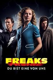 Freaks: 3 superhéroes