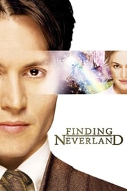 View Finding Neverland (2004) Movie poster on Ganool