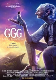 Poster Movie The BFG 2016