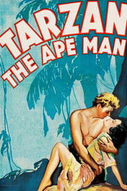 Tarzan the Ape Man (1932) Movie poster on Ganool