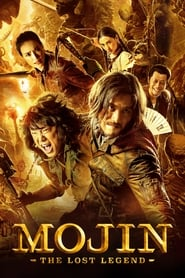 View Mojin: The Lost Legend (2015) Movie poster on 123movies