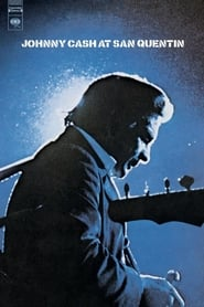 Johnny Cash at San Quentin poster