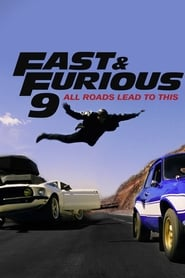 Poster Movie Fast & Furious 9 2019