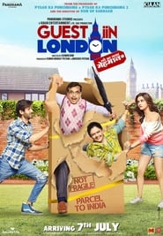View Guest iin London (2017) Movie poster on Ganool
